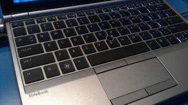 HP EliteBook 2170p - Keyboard