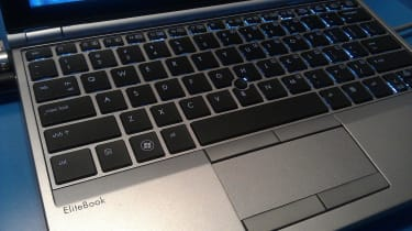 HP EliteBook 2170p - Keyboard