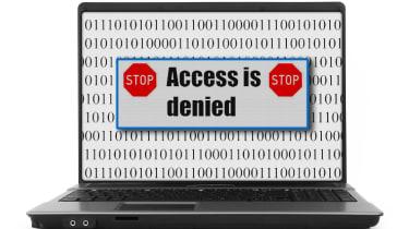Website blocking