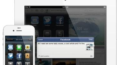iOS 6 Facebook integration