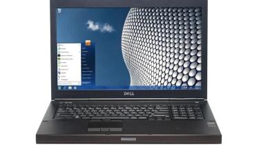 Dell Precision - Front