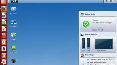 Synology DS213air - Desktop