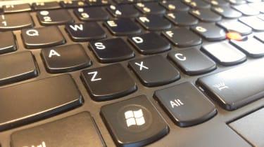Lenovo ThinkPad X1 Carbon - Keyboard