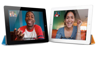 FaceTime on the Apple iPad 2