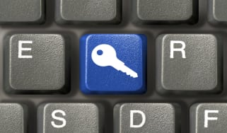 security key on keyboard