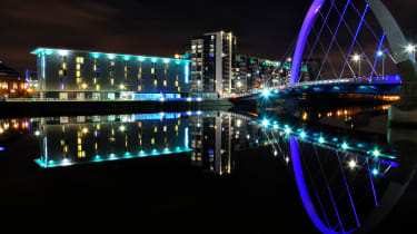 Clyde River, Glasgow