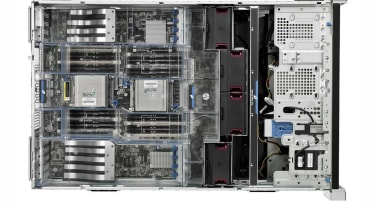 HP ML530p - Open