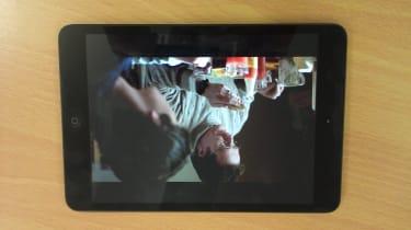 Apple iPad mini - Video