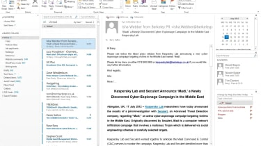 Outlook 2013 - Mail