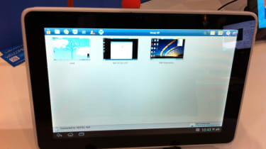 Intel Android tablet - For classroom