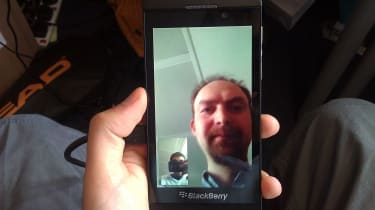 BB10 - Video Call