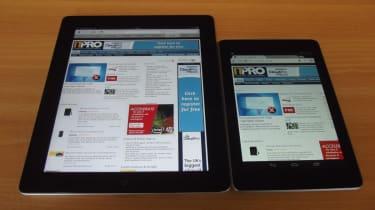 iPad vs Nexus - Internet