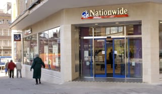 Nationwide's Exeter branch