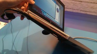 HP EliteBook 2170p - Side