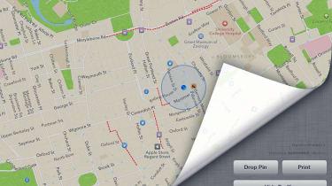 Apple iOS 6 - Maps