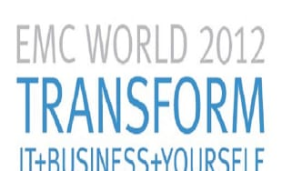 EMC world logo