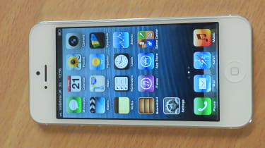 Apple iPhone 5 - Front