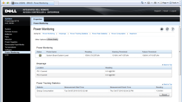 Enhanced remote power monitoring tools now provide a lot more detail about usage.