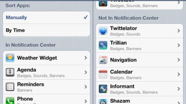 Step 4: Understanding the Notification Centre
