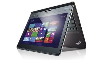 Lenovo ThinkPad Twist - Upside down