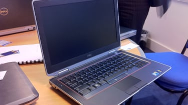 The Dell Latitude E6320