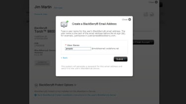 Step 7: Add an email account