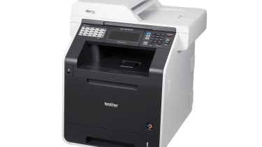 The Brother MFC-9970CDW multifunction printer