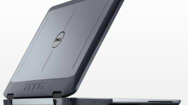 Dell Latitude - Back