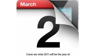Apple iPad 2 launch
