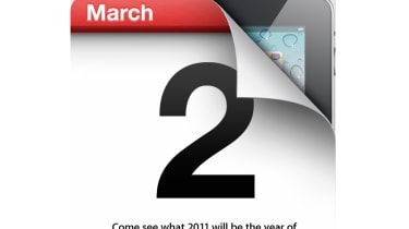 Apple iPad 2 launch