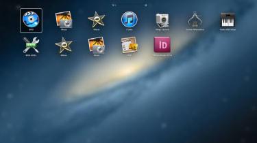 Apple Mac OS X Mountain Lion - Launcher