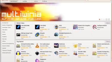 Ubuntu - Software Centre
