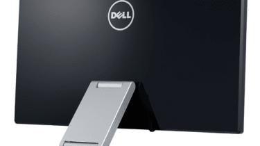 Dell S2340T monitor - Back