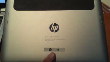 HP ElitePad 900 - Back