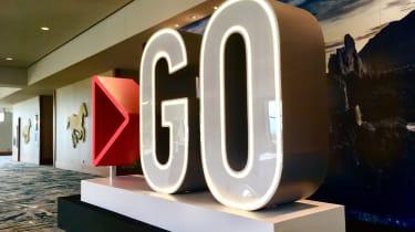 Branding from Commvault GO 2019