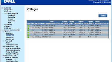 Dell PowerEdge C6220 - IPMI controller
