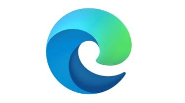 The Microsoft Edge logo