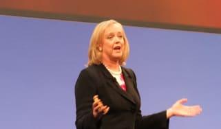 HP CEO Meg Whitman