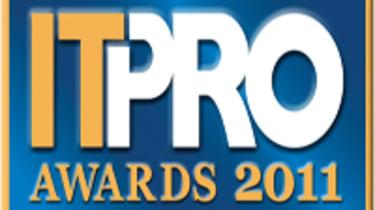 IT Pro Awards logo