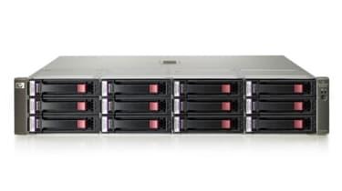 The HP StorageWorks P2000 G3