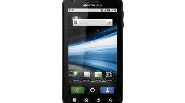 The Motorola Atrix