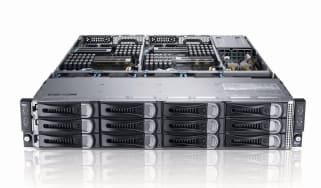 The Dell PowerEdge C6100