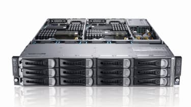 The Dell PowerEdge C6100