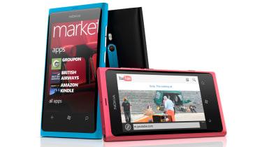 The Nokia Lumia 800 and Windows Phone 7.5
