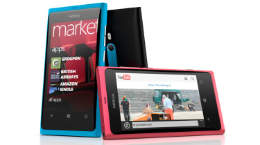 The Nokia Lumia 800 and Windows Phone 7.5