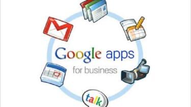 Google Apps for Business logo