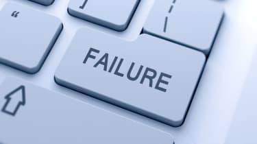 Keyboard failure button