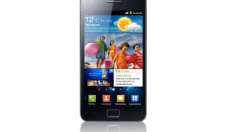 The Samsung Galaxy S II