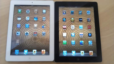 Apple iPad 2 vs iPad 3