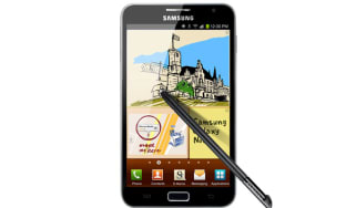 The Samsung Galaxy Note